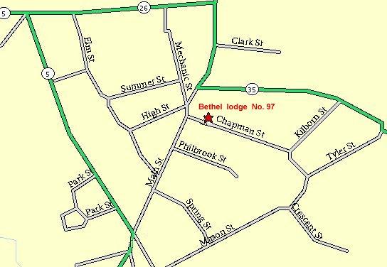 Bethel Lodge No 97 Bethel Maine