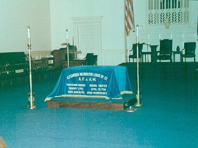Alexandria Washington Lodge No. 22