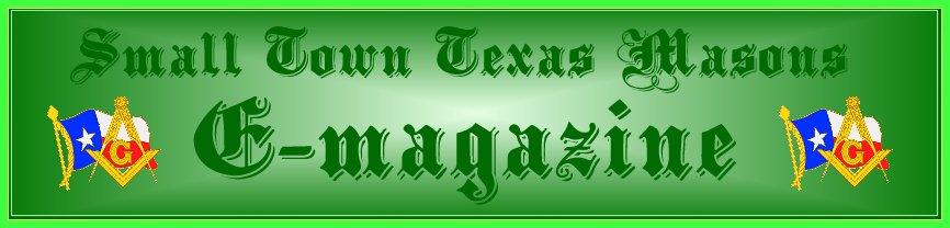 Texas masonic history example essay